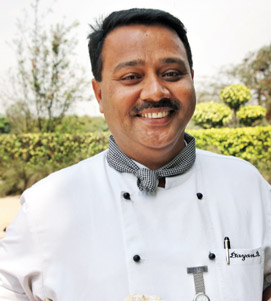 Executive Chef D N Sharma has been with Orient Express since the beginning