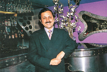 Entrepreneur Rohit Khattar of Indian Accent fame